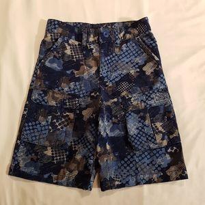 Boys LL Bean cargo shorts